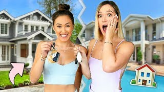 Switching Houses with LaurDIY!!