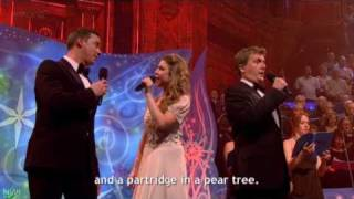 Twelve Days of Christmas - Hayley Westenra, Russell Watson, Aled Jones (Songs of Praise)