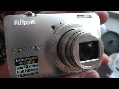 Best Nikon Coolpix S6300 Full Demo and Review [HD]