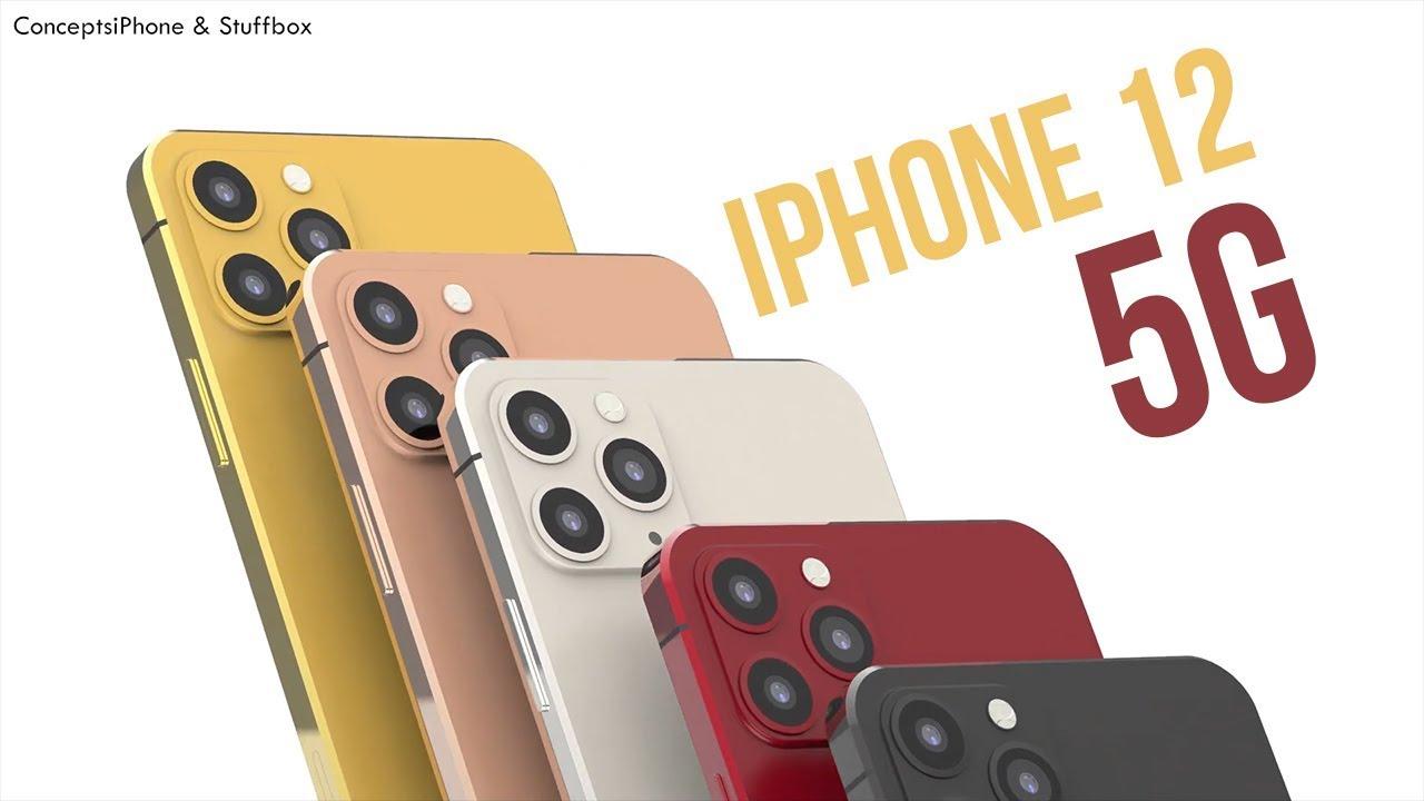 """""""Họa vô đơn chí"""" với iPhone 12 5G"""