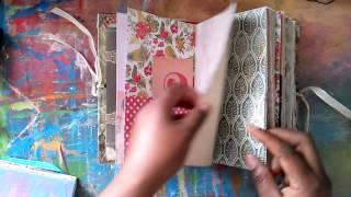 JOURNAL FLIP || Five More Handmade Journals (For Sale)