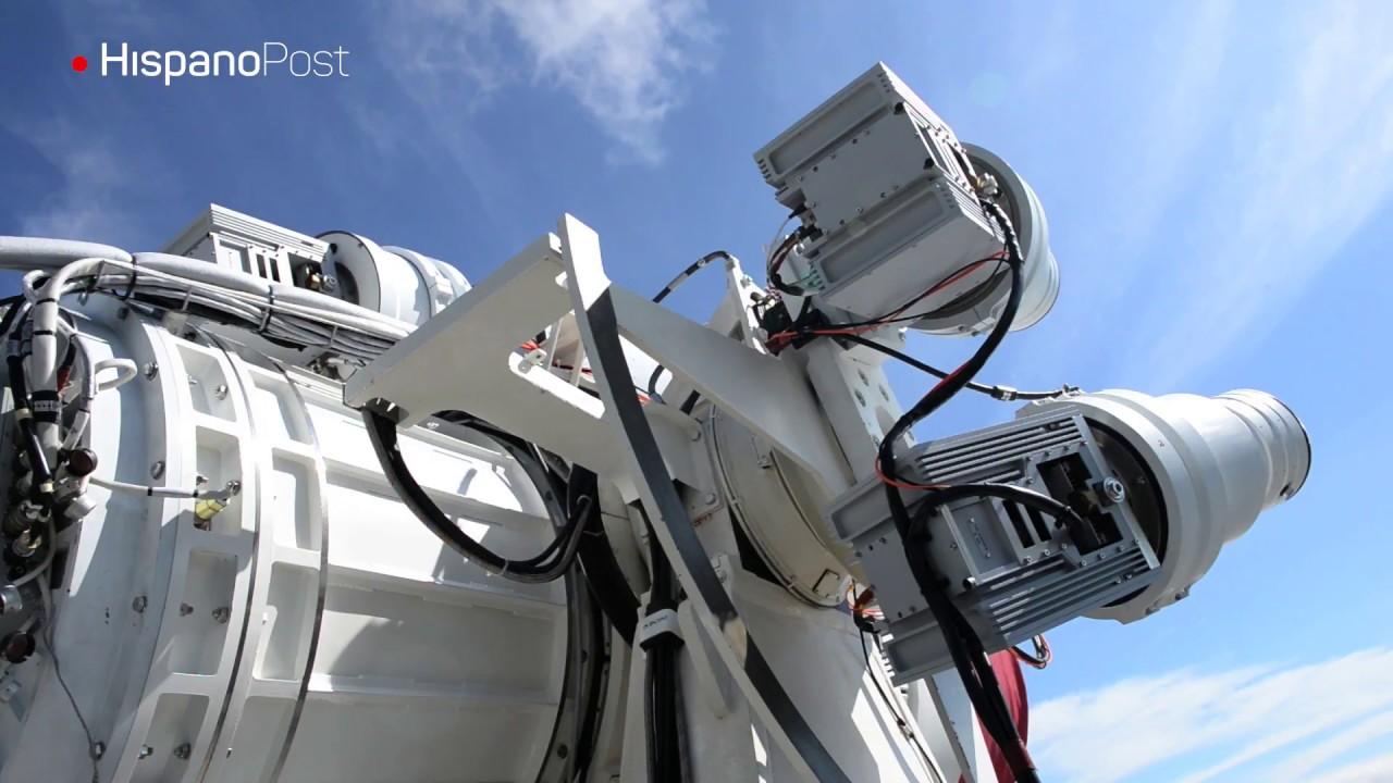 Brasil instala un telescopio para monitorear la basura espacial