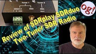 sdrplay duo - मुफ्त ऑनलाइन वीडियो