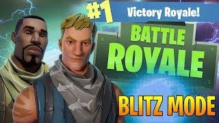 Fortnite Live: Blitz & Duo Victory