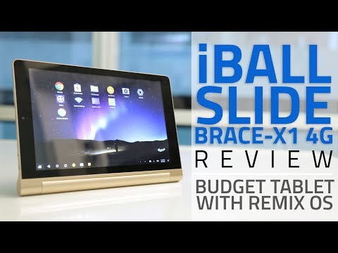 iBall Slide Brace-X1 4G Tablet Review | Price, Specifications, Verdict, and More