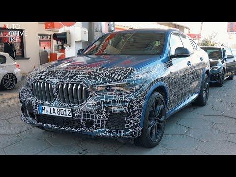 BMW X6 E72 Mule