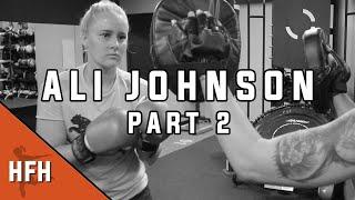 ALI JOHNSON: Part 2 | Liverpool & football development