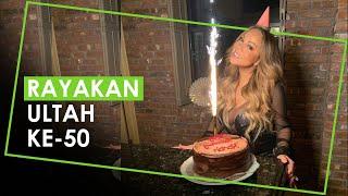 Rayakan Ulang Tahun dengan Sederhana di Tengah Pandemi, Mariah Carey: Habiskan Hari Bersama Keluarga