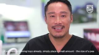 How to manage tooth sensitivity with Philips Zoom! Whitening