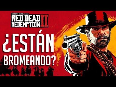 ¡Los requisitos para PC de Red Dead Redemption 2 son una burla!
