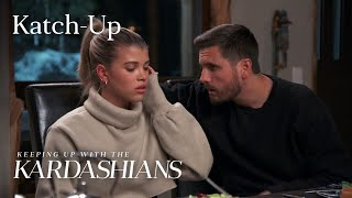 "Scott Feels Pressure To Make Kourtney & Sofia Happy: ""KUWTK"" Katch-Up (S17, Ep4) 