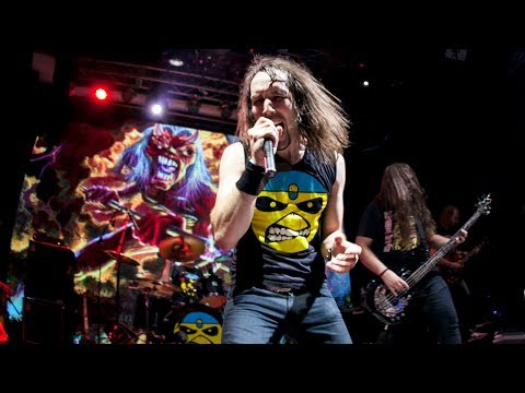 Blood Brothers Iron Maiden Tribute - Blood Brothers - Hallowed Be Thy Name (Iron Maiden cover)