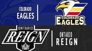 Eagles vs. Reign | Feb. 19, 2021