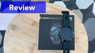 Huawei Watch GT2 Review: Eine der besten Smartwatches 2019 für Android Nutzer