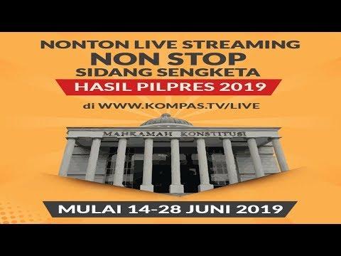 BREAKING NEWS - LIVE Sidang Kelima Sengketa Pilpres 2019
