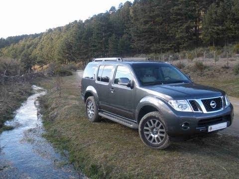 Nissan Pathfinder 2.5 LE 190 CV. Prueba de Portalcoches.net