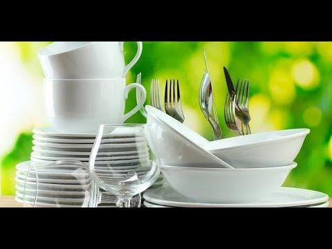 Как просто и легко очистить посуду и столовые приборы