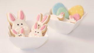 EASY EASTER COOKIES! - Easter Week - Part 1