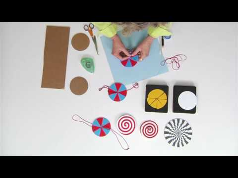 Ellison Education Lesson Plan: Spinners