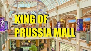 Mall Meandering (Ep. 102): Largest Mall in U.S:  King of Prussia Mall