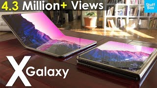 Samsung Galaxy X - 7 Years in Making | Finally Here 2018! | Infinity Flex