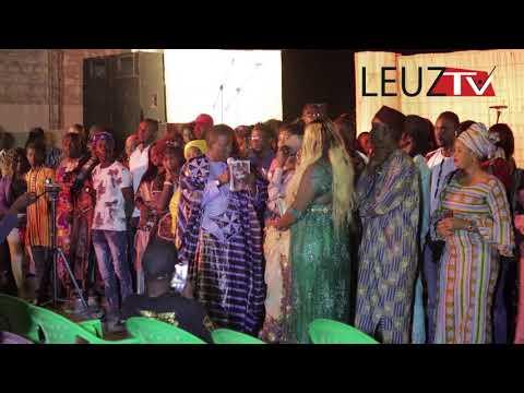 Vidéo: Ibrahima Mbaye Sopé réussi à réunir tous les comédiens au Festival Képarou Maam 2018
