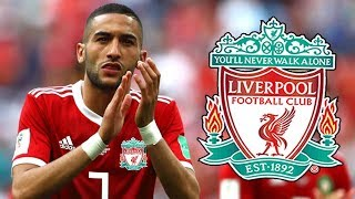ZIYECH TO LIVERPOOL TRANSFER UPDATE | £30 MILLION PRICE TAG PUT ON HIM BY AJAX | TRANSFER NEWS
