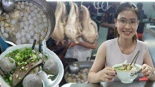 Hết hồn với quán hủ tiếu bò viên lâu đời nhất Sài Gòn, tồn tại hơn nửa thế kỷ