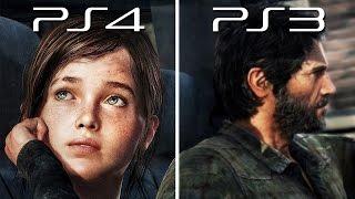 The Last of Us Remastered - Grafik-Vergleich: PS4 vs. PS3