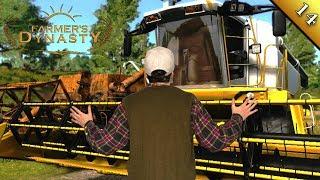 YA ES MÍA   Farmer's Dynasty   Ep. 14 Gameplay Español