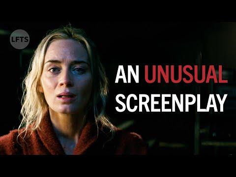 Tiché místo (se zvukaři nominovanými na Oscara) - Lekce ze scénáře