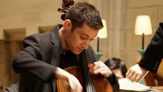 [NYCP] Haydn - Cello Concerto No. 1 in C Major (Michael Katz, cello)