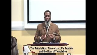 """IOG Bible Speaks - """"The Tribulation: Time Of Jacob's Trouble & The Hour Of Temptation"""" Pt. 1"""