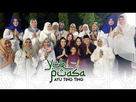 Ayu Ting Ting - Yuk Puasa (Official Music Video)