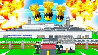 REALISTIC NUCLEAR PRISON ESCAPE IN MINECRAFT!