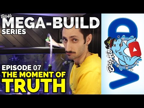 Mega-Build Series Ep 07 – The Moment of Truth (Video)