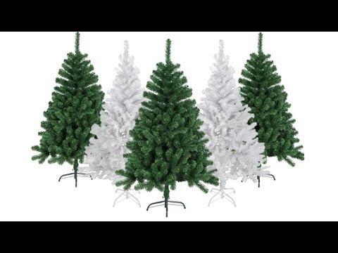 Aufbau Künstlicher Weihnachtsbaum 3m