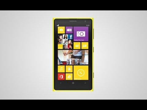 Nokia Lumia 1020 Erklärt | Vorstellungsvideo (Deutsch)