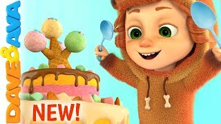🍦The Ice Cream Song | Nursery Rhymes and Kids Songs | Dave and Ava 🍦