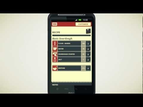 Video of The Baker App