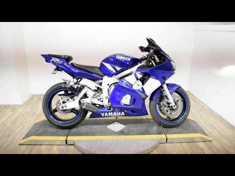 2001 Yamaha YZF-R6 in Wauconda, Illinois - Video 1