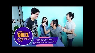 Our idol squadmates do another famous challenge, the Dugtungan Song challenge! This time they are working as a team! KyCine Vs SethDrea so better be ready to cheer for your favorite LT squadmates!  Subscribe to The Gold Squad channel! - http://bit.ly/TheGoldSquad  Visit our official website!  http://entertainment.abs-cbn.com http://www.push.com.ph  Watch the full episodes of Kadenang Ginto on TFC.TV: http://bit.ly/KadenangGinto-TFCTV and on iWant for Philippine viewers: http://bit.ly/KadenangGinto-iWant  Facebook: http://www.facebook.com/DreamscapePH  Twitter:  https://twitter.com/DreamscapePH  Instagram: https://www.instagram.com/dreamscapeph  #TheGoldSquad #DugtunganChallenge #Squadmates