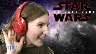 Star Wars iHome Elite Praetorian Guard & BB-8 Bluetooth and First Order Headphones from eKids