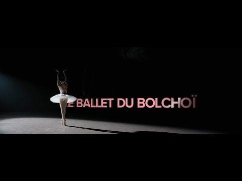 Ballet du Bolchoï au cinéma saison 19 20 - Bande-annonce officielle