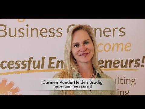 Carmen VanderHeiden Brodig - The Finery