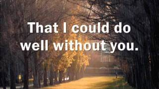 Kim Bo Kyung - Suddenly w/lyrics on screen [City Hunter]