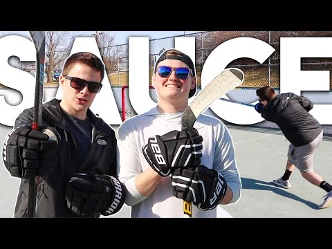 HOCKEY S-A-U-C-E (HORSE) VS. STECK