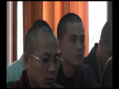 Triết học ngôn ngữ Phật giáo 08: Bốn châm ngôn đàm thoại (12/06/2012)