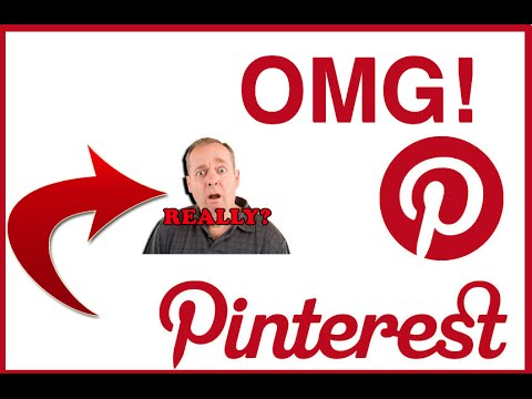 Pinterest Marketing Ideas:How To Link Pinterest Posts To Your Website Quickly & Easily!