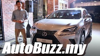 Lexus NX 300 Line-up in Malaysia, Things You Need To Know - AutoBuzz.my
